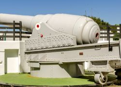 The 100 Ton Gun
